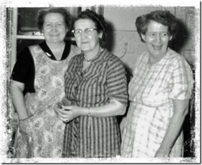 Kitchen Grandmothers
