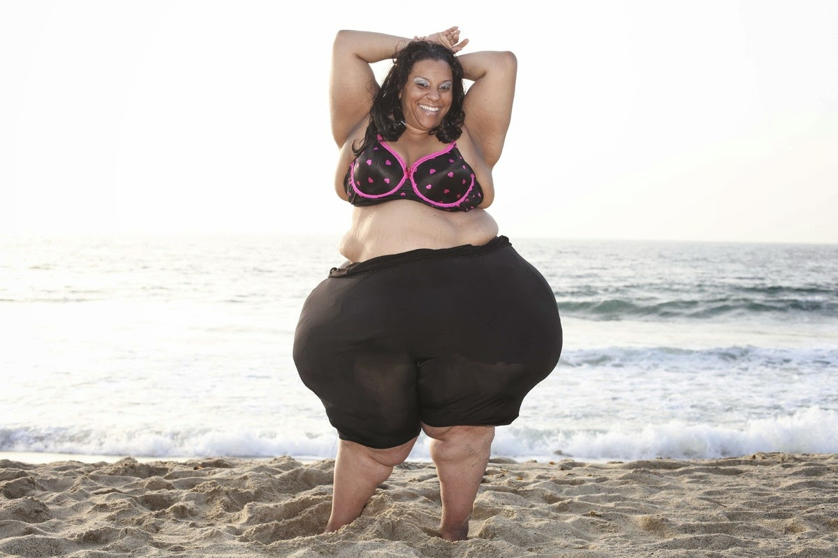 Meet The Woman With The Worlds Largest Hips Photos-3430