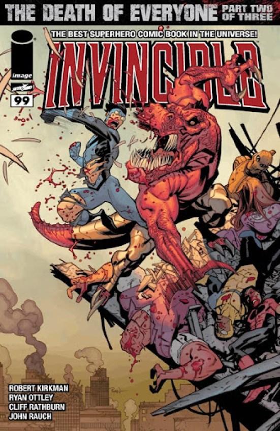 Invincible      digital TheGroup #99 - página 1