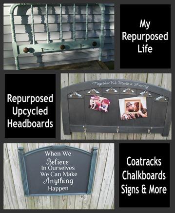 headboard collage