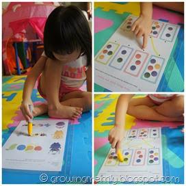 Spielgaben Worksheets