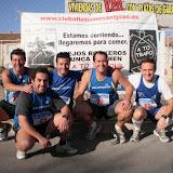 XXI Media Maraton Internacional Marmol y Vino Villa de Pinoso (8-Noviembre-2009)