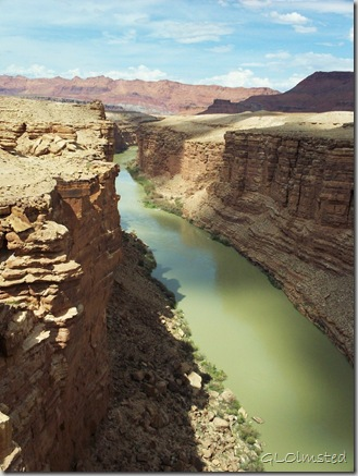 10 Colorado River Marble Canyon from Navajo Bridge SR89A AZ (768x1024)