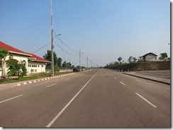 Thanaleng Railway Station Vientiane