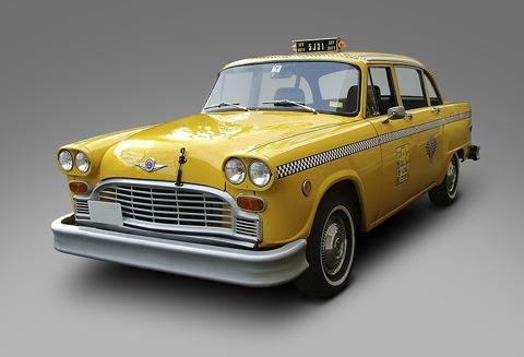 Yellow cab 1233932516