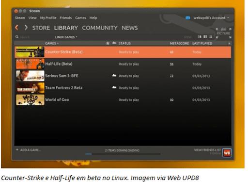 Betas do Half-Life e Counter-Strike estão disponíveis para Linux e OS X no Steam