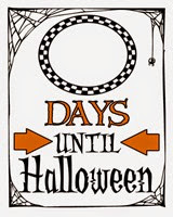 Create with TLC Days until Halloween