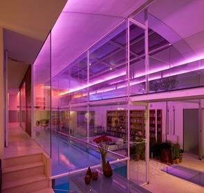moderna-iluminacion-en-el-interior-de-una-vivienda