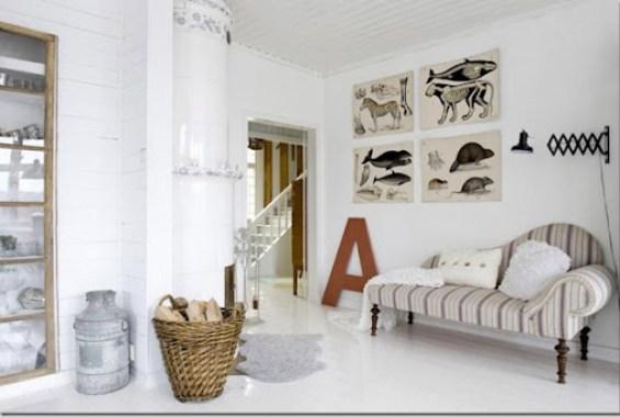 case e interni - decorare con letere e numeri (15)