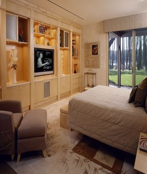 Decoracion habitacion de lujo  Residencia Lutz