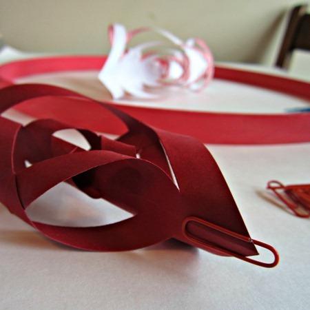 Origami Baby Mobile Tutorial 2