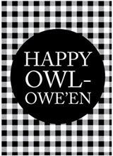 Tatertots and Jello Happy Owl o Ween