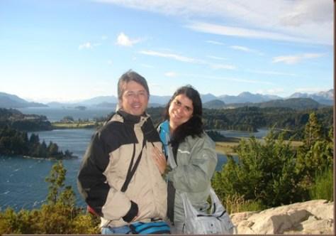 Mirante do Circuito Chico - Bariloche