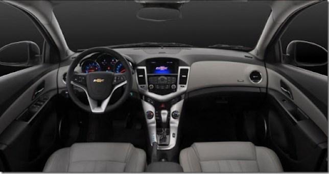 Chevrolet Cruze Ecotec 6 flex Brasil 8