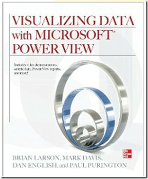 "Buy ""Visualizing Data with Microsoft Power View"""