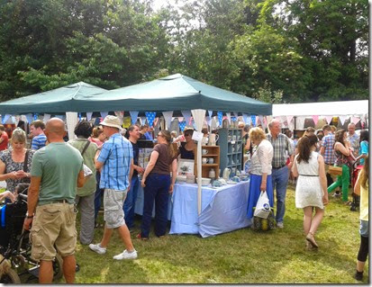 Sherwood craft fair 2014