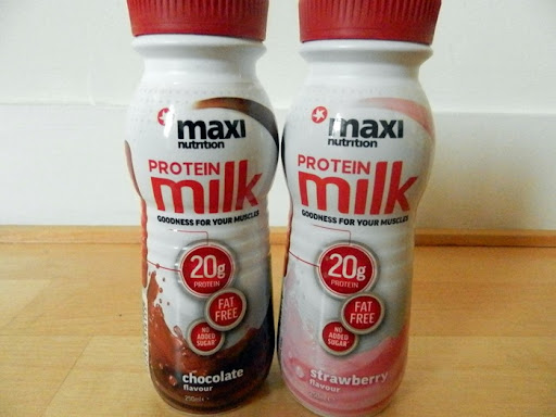 maxinutrition protein milk 3