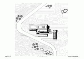 Plano-Casas-Bodrum-arquitecto-Richard-Meier