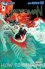 P00116 - Batwoman v2011 #2 - Hydro