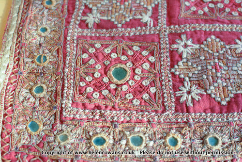 Antique Indian Embroidery 11