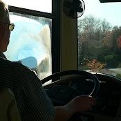 Driver window fogging October 2010