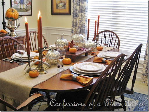 CONFESSIONS OF A PLATE ADDICT: Pottery Barn Inspired