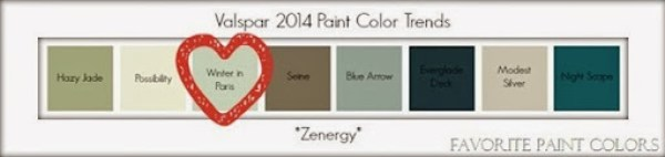 zenergy - 2014 paint color trends