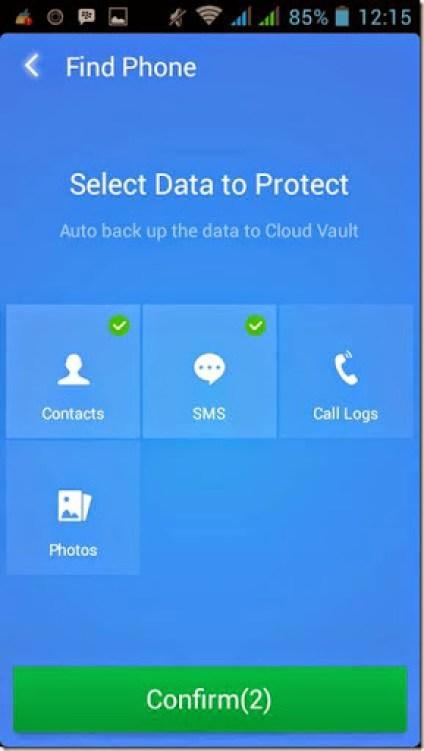 cara backup pesan dan kontak di hp android