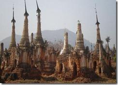 Indien Lake Inle Burma