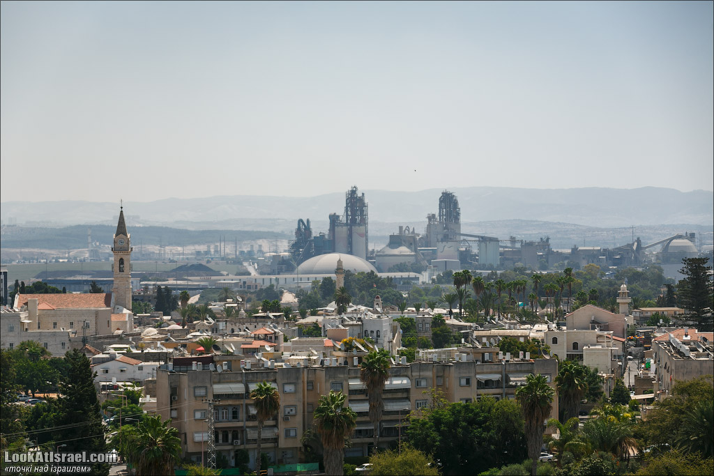 Серия рассказов о городах Израиля «Точки над i» - Рамле