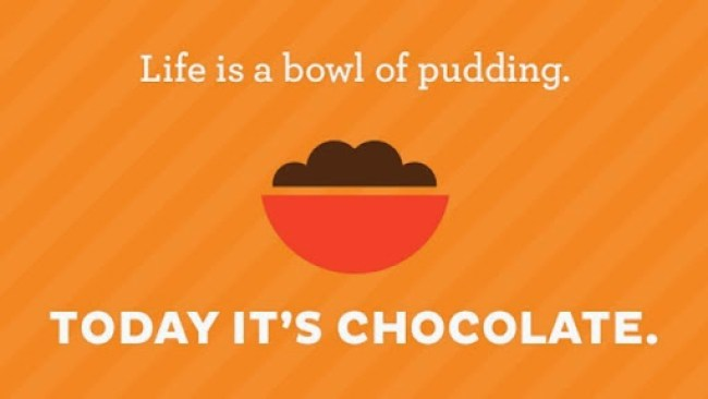 Chocolate Pudding - #puddinglove