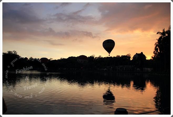 2013澄清湖熱氣球