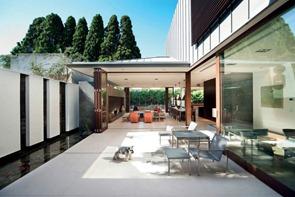 Diseño-de-terraza-casa-Glenbervie-arquitecto-Darren-Carnell