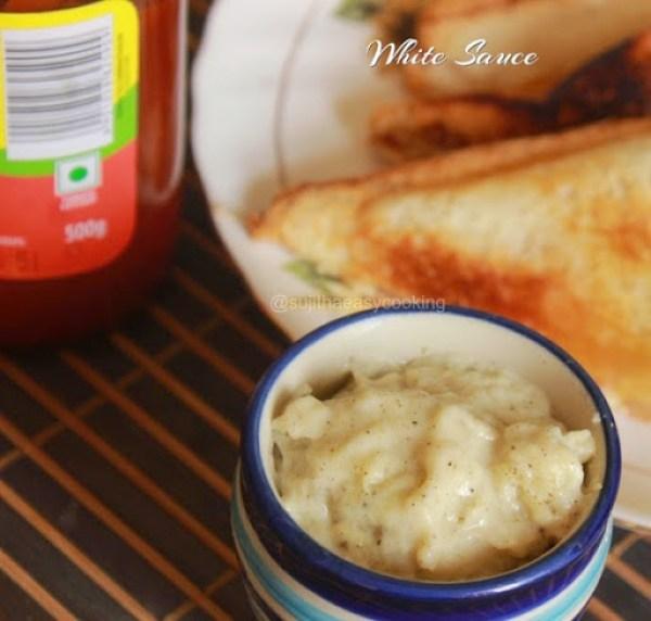 White Sauce Sandwich