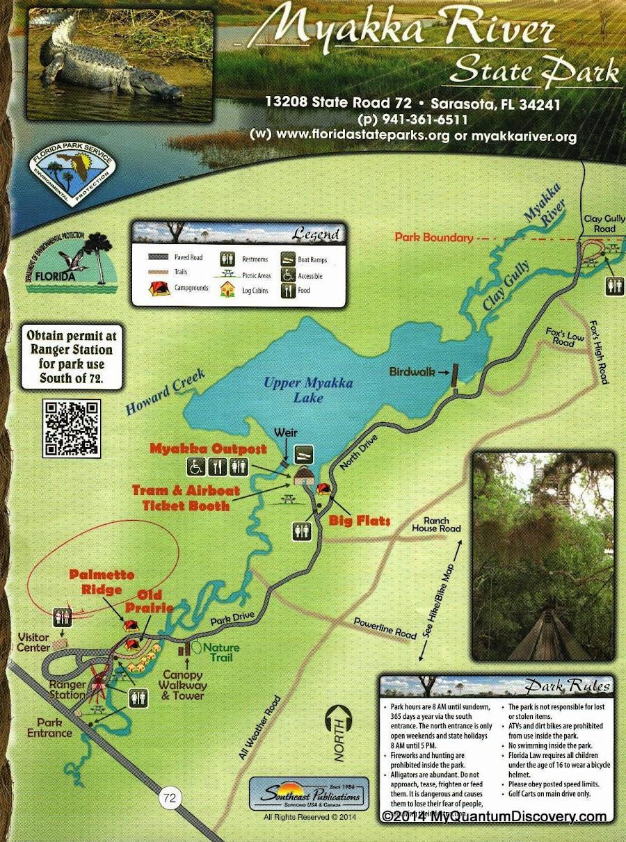 Florida State Parks Camping Map.Sarasota Fl Myakka River State Park Review My Quantum Discovery