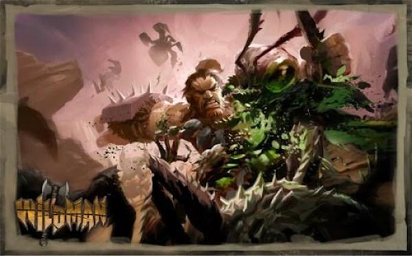 Wildman 3