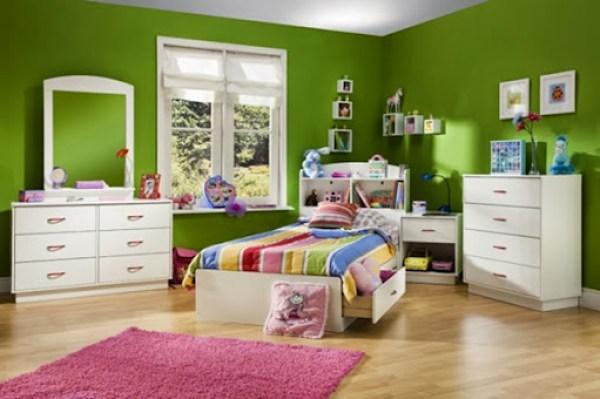 dormitorio-nina-decoracion-verde