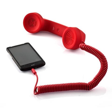 手機專用的「復古電話聽筒」~這樣才是真正的講電話嘛! @ Hobby Master 趣味達人