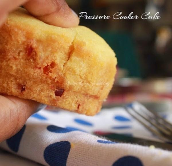 Pressure Cooker Cake3