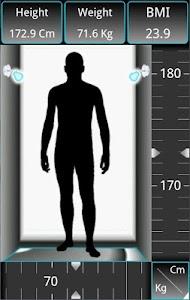 FASHION BMI - Free screenshot 4