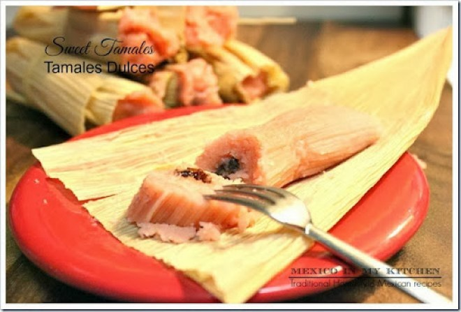 Sweet Tamales recipe dulces