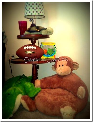 Monkey Chair
