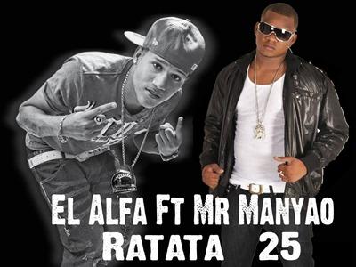 El Alfa Ft Mr Manyao - Ratata