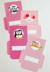 MomDotCom - Valentine Envelopes