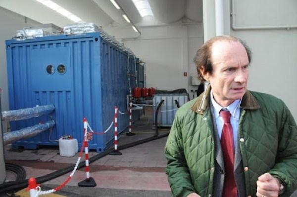 Rossi Focardi Cold Fusion Reactor