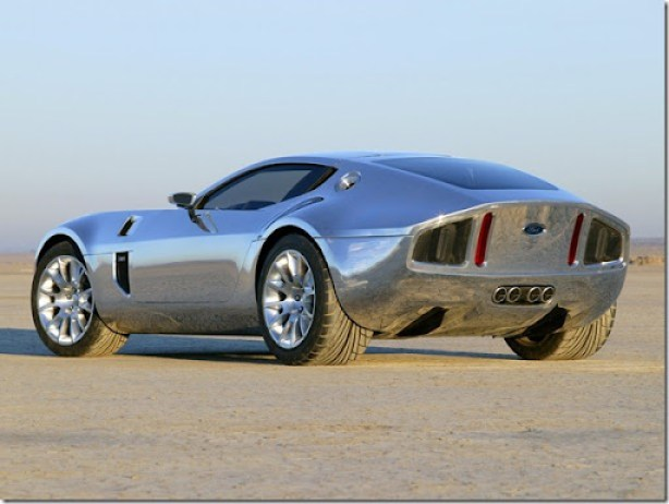Ford Shelby GR-1 Concept