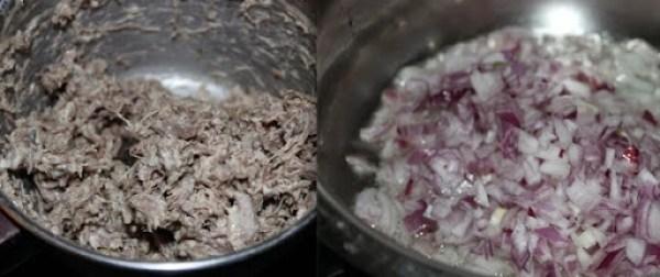 Mutton Cutlet step2
