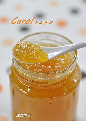 Carol 自在生活 : 鳳梨果醬