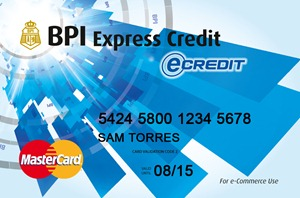E-CREDIT FRONT