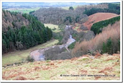 Harthope Valley  walk 6